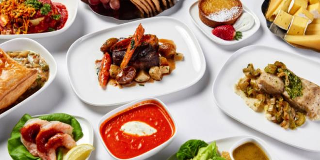 Los pasajeros de la aerolínea podrán reservar su comida por anticipado en todas las rutas internacionales.