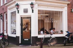 Toki es el bar preferido de Maatje en la capital de los Países Bajos.