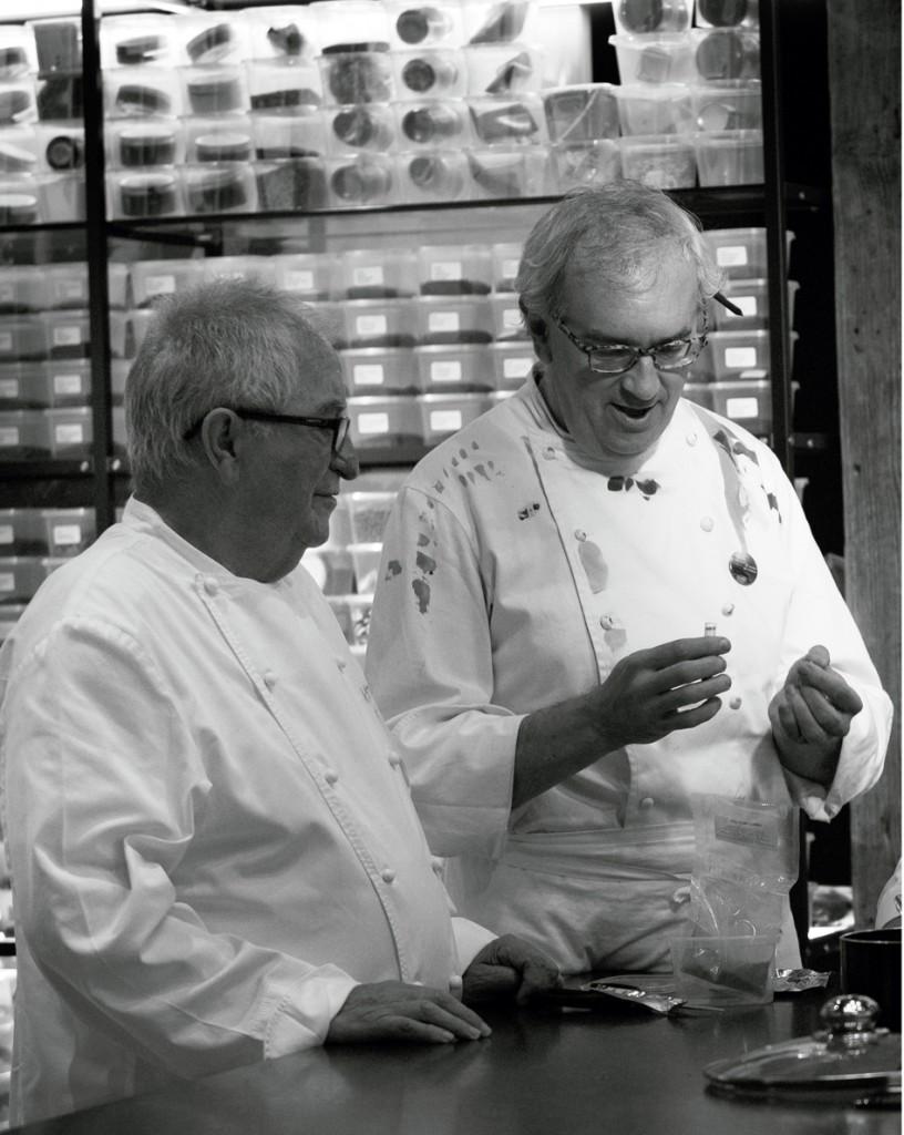 El buen hacer culinario de Juan Mari Arzak le ha hecho merecedor de tres estrellas Michelin.