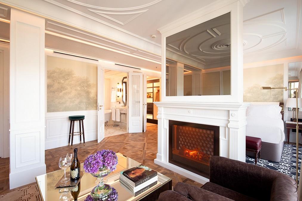 El Bless Hotel Madrid es el primero de la marca Bless Collection Hotels que abre sus puertas en la capital. En la foto, habitación - Bless your divinity suite.
