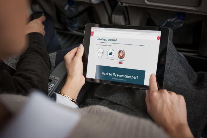 Norwegian, la primera low-cost en introducir wifi gratis en vuelos intercontinentales