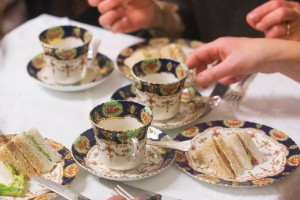 Para Federica, Babington's en Roma es una visita obligada para todos los amantes del té.