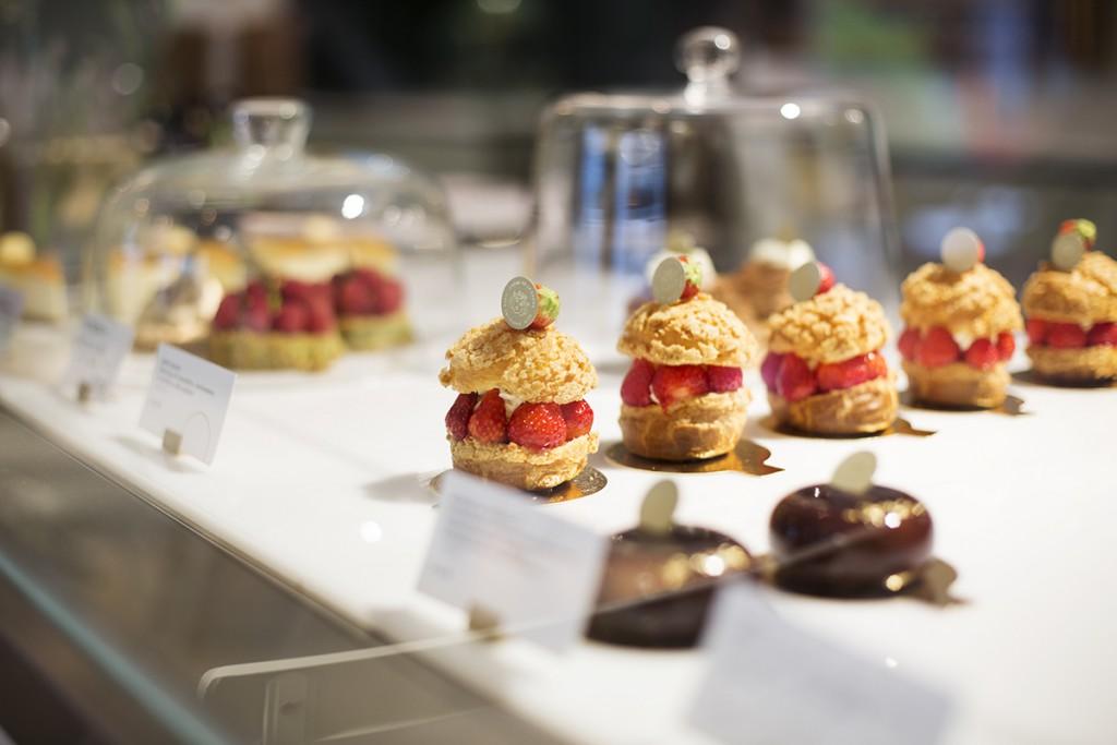 Una pastelería sofisticada con el sabor de París. Foto: viennainsider.com
