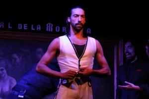 """Fernando Soto: """"Guerrero es un bailaor que es un atleta, un bailaor que lleva la furia en las venas, un bailaor de piel morena""""."""