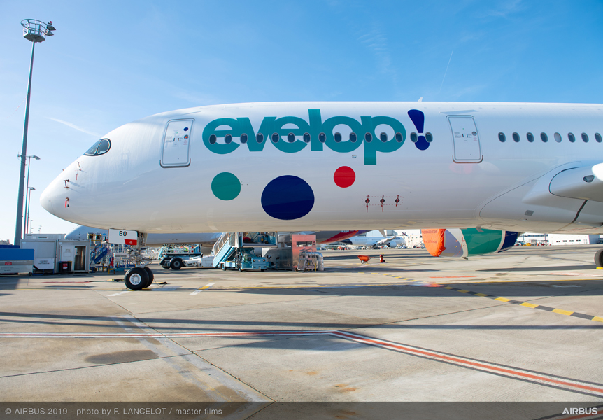 A350-900-Evelop