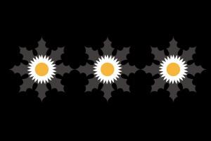 El Eguzkilore, o flor del sol, es el símbolo escogido para clasificar a los establecimientos.