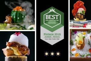 La guía es iniciativa del Miniature Pintxos Congress, la cita anual con los mejores cocineros de pintxos y de la cocina en miniatura.