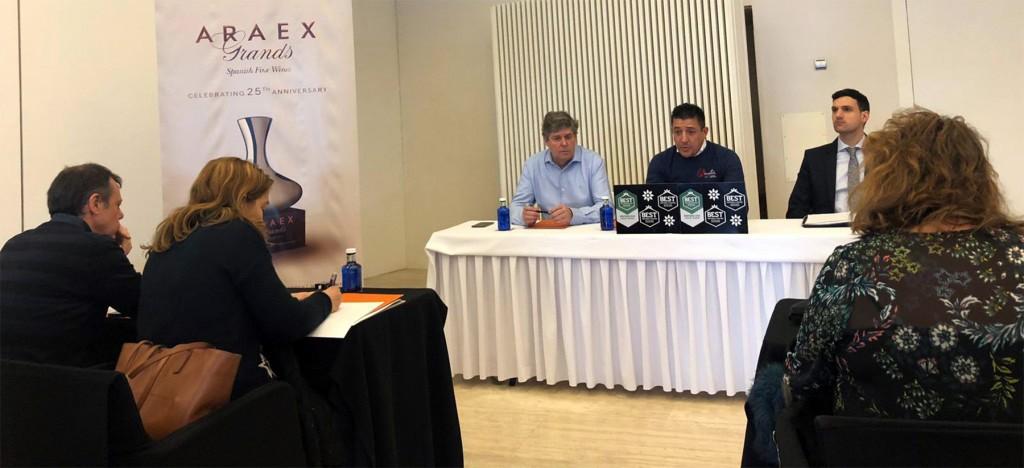 La presentación de la guía a medios se realizó esta semana en Madrid.