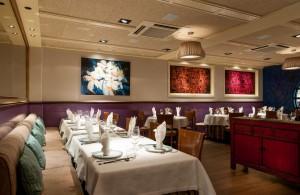 El hongkonés rinde culto a su salud y a su bienestar a través de lo que come. Foto: comedor de The One, el restaurante hongkonés de Madrid.