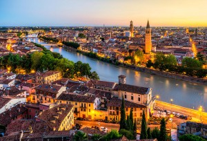 Perspectiva de Verona.