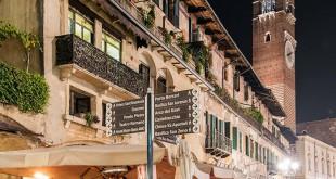 La Piazza delle Erbe es el corazón de la vida genovesa.