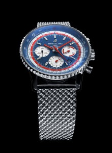 Anverso del Navitimer 1 B01 Chronograph 43 Pan Am Edition.