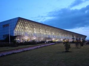 Aeropuerto Internacional Bole. Foto: Vob08.