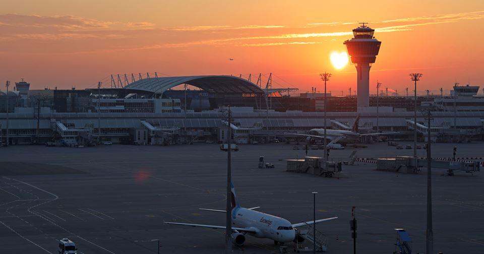 Aeropuerto de Munich. Foto: © Munich Airport