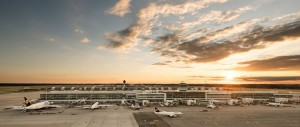 Vista del lado Aire del aeropuerto. Foto: Yorck Dertinger - © Munich Airport
