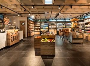 Uno de los últimos nuevos restaurantes abiertos en la terminal 1.