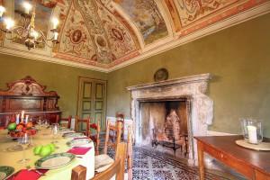 Castello nel Chianti, en Toscana, Italia.