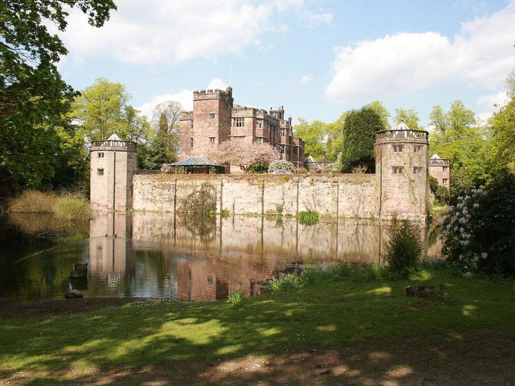 Castillo de Caverswall 1