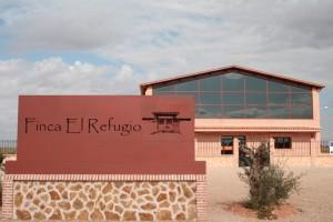 Finca El Refugio.
