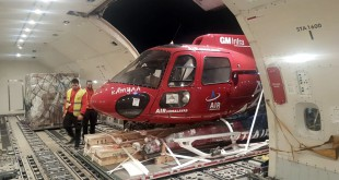 Helicóptero Emirates