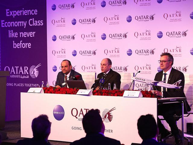 Qatar Airways presenta en ITB Berlín 2019