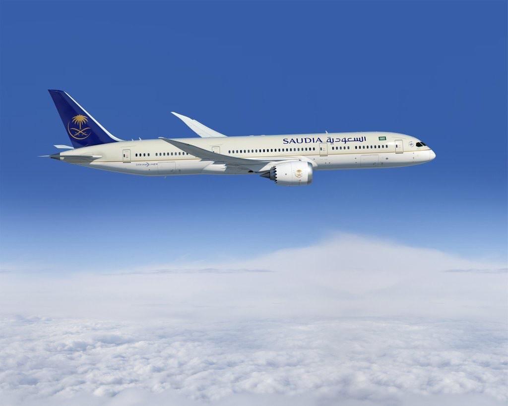 Saudia Airlines_Dreamliner