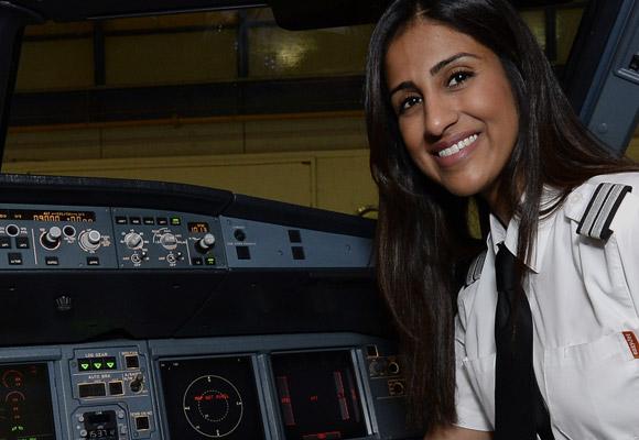 easyJet mujeres aircrew
