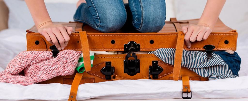 El 20% de los viajeros españoles siente, en mayor o menor medida, estrés al hacer la maleta.