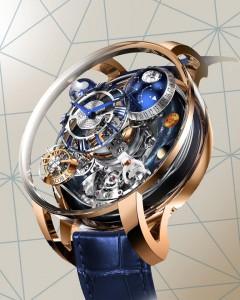 Reloj de mujer de la Astronomia Collection.