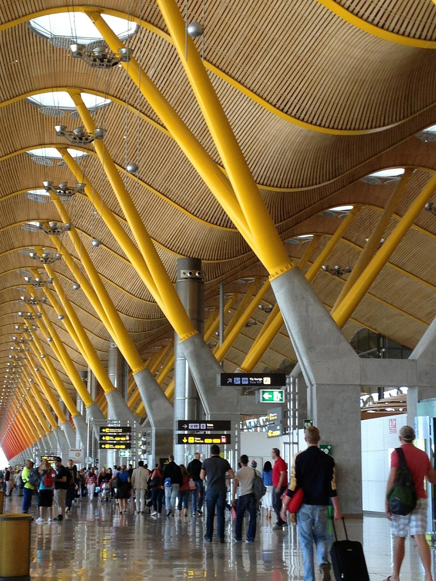 3968661ab19 El Aeropuerto Adolfo Suárez Madrid-Barajas registró el mayor número ...