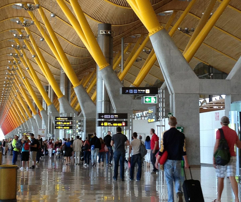 45bf8cac3a2 El Aeropuerto Adolfo Suárez Madrid-Barajas registró el mayor número de  pasajeros en el mes de marzo