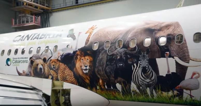 El parque tiene  más de 200 animales de más de 120 especies de los cinco continentes.