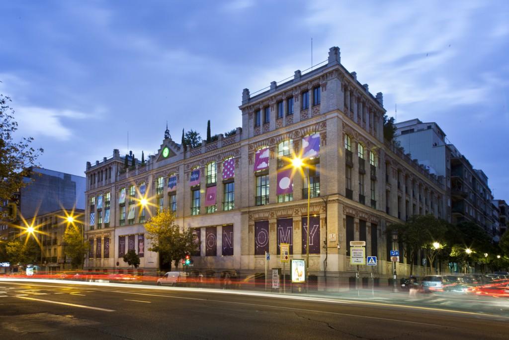 La Casa Enendida, un espacio abierto y dinámico para todo tipo de público.