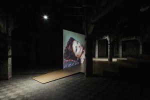 Exposición Profundidad de Campo en Matadero Madrid.