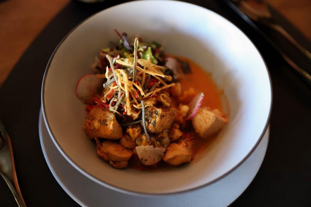 Más allá de burritos o fajitas, este restaurante adentra al comensal en la fascinante esencia gastronómica de México.