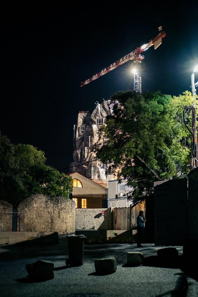 La torre preside este formidable enclave posindustrial dedicado a lo último en arte contemporáneo.