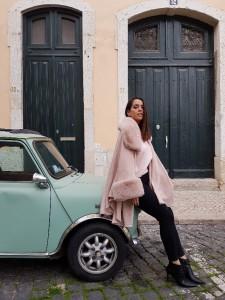 Ruth Lorenzo en Lisboa.