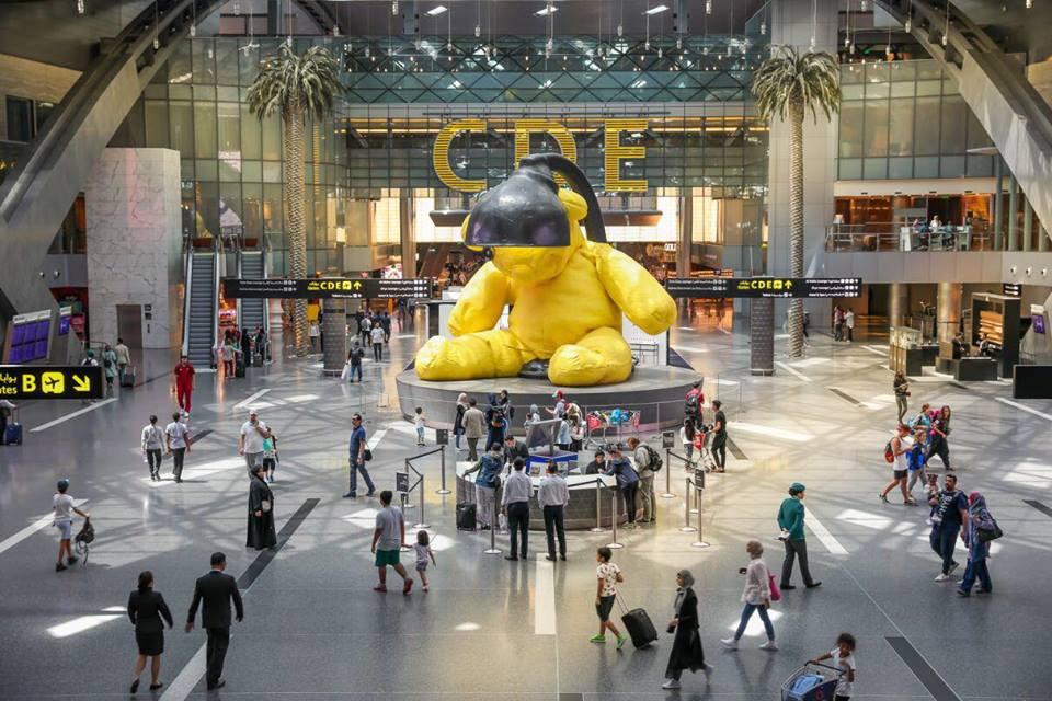 Aeropuerto Internacional de Hamad.