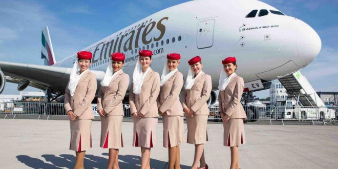 Emirates celebra nuevos Open Days para la contratación de tripulantes de cabina.