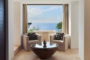 Rincón en Villa Blue (Ibiza).
