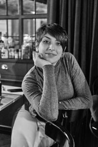 Adriana Chía, la primera mujer española Mejor Bartender en la World Class Competition.