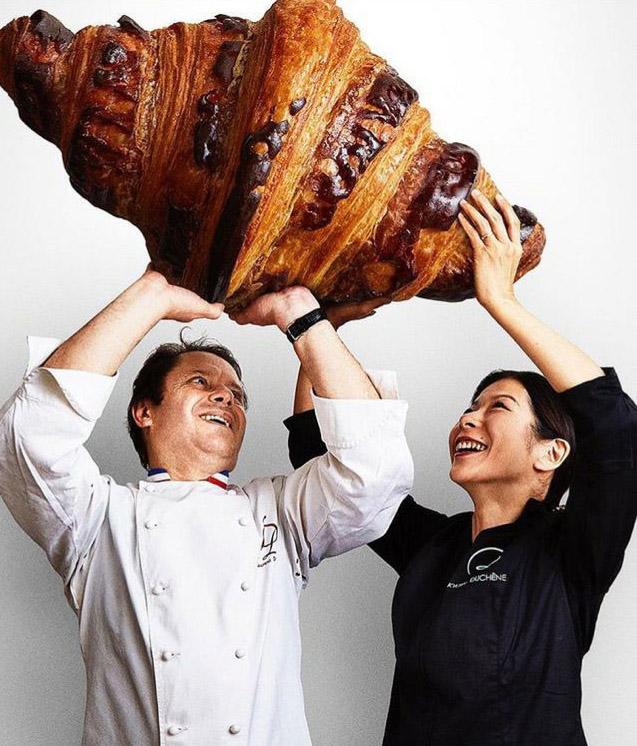 Dulces, salados... ¡Los amamos tanto como los dos pasteleros de Laurent Duchêne!
