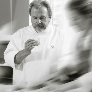 El pastelero Pierre Hermé, famoso sobre todo por sus macarons.