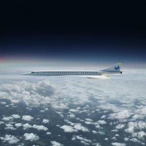 El futuro XB-1 Boom Supersonic