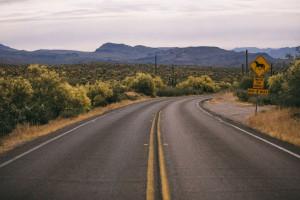 """El primer video de """"What We Carry"""" se sitúa en Arizona."""