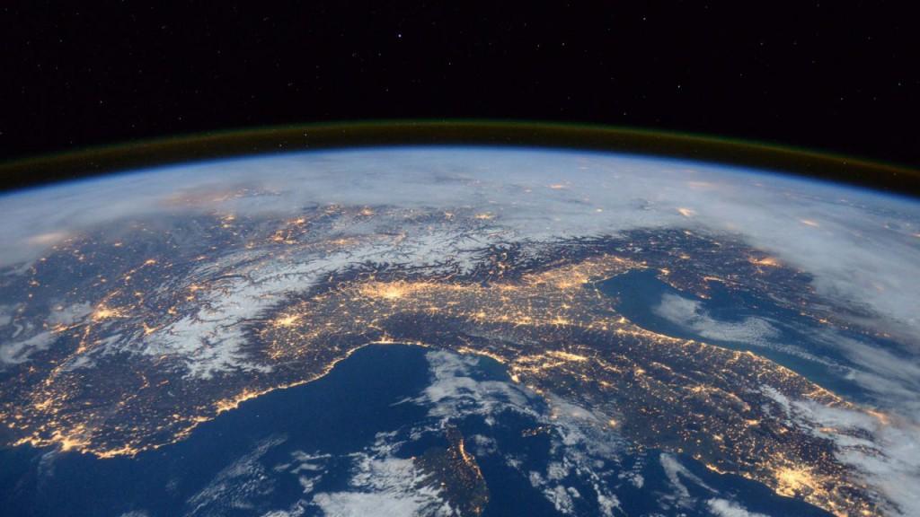 Pronto los viajeros podrán tener esta imagen de la Tierra.