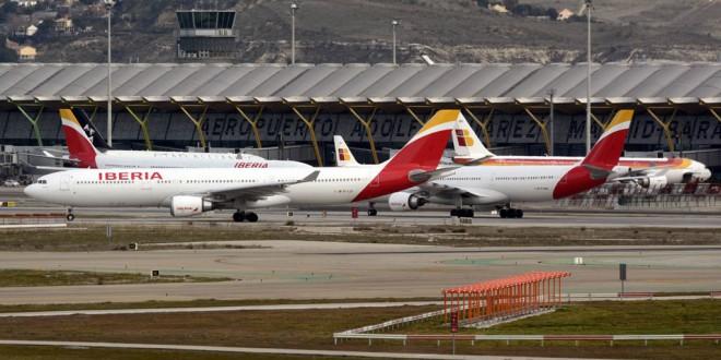 récord Enaire tráfico aéreo