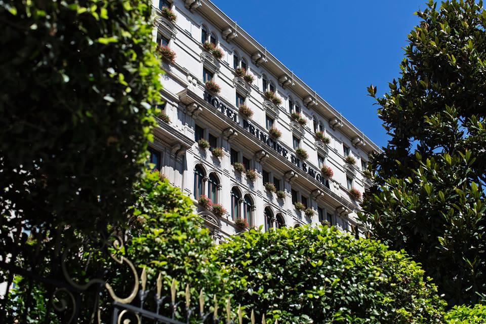El hotel se inauguró en 1927.