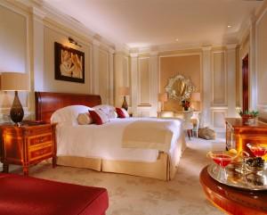 Confort y serenidad en el Hotel Príncipe di Savoia de Milán.