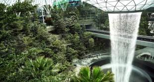 ¿Un paisaje tropical o un aeropuerto? Foto: Wei Leng Tay  para Bloomberg.